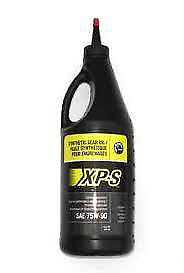 Can-am BRP XPS OEM Synthetic Gear Oil 75W-90 at ATV TIRE RACK