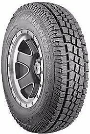Avalanche snow tire
