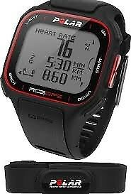 POLAR RC3 GPS Sports Watch, GPS watch with Heart Rate Sensor, Fantastic Condition