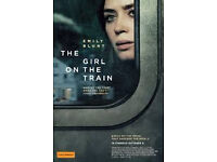 The Girl on The Train - DVD - New