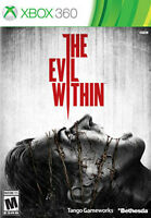 The Evil With In Neuf ! xbox 360