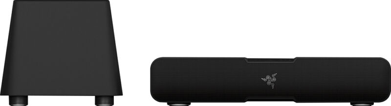 Razer 5.1-Channel Soundbar System with Subwoofer Black RZ05-01260100-R3U1