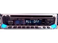KENWOOD KDC 4024 CD PLAYER RADIO CAR STEREO.
