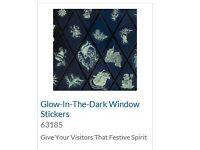 Glow in the Dark Window Stickers