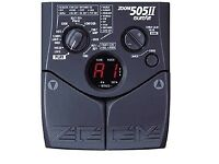Zoom 505 ii - Guitar multi-effects pedal