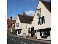 Hertfordshire Live in Gastro Pub Ass Manager & Bar Waiting Staff. Couple or Friends.