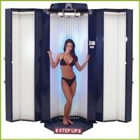Tanning Equipment Booth - 2M - 9 Minute Stand Up