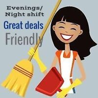 ***CLEANING SERVICE***