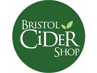 Bristol Cider Shop - Sales Assistant