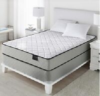 QUEEN SIZE MATTRESSES $388! Made in Calgary - LOWEST PRICE!!!