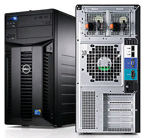 Dell T310 tower: 8 GB and Intel i3