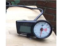 Yamaha YZF125R 2014 Clockset