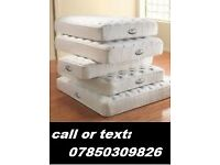 SINGLE DOUBLE OR KING SIZE MATTRESS BRAND BED NEW FAST DELIVERY