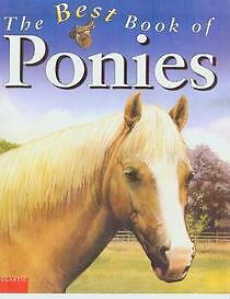 NEW BOOK: The Best Book of Ponies