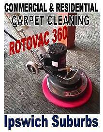 COMMERCIAL AND RESIDENTIAL CARPET CLEANING Ipswich Ipswich City Preview