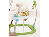 FISHER-PRICE Rain forest Friends SpaceSaver Jumperoo