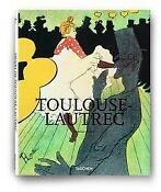 Toulouse Lautrec Book