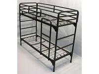 Bunk Bed Frame - Metal
