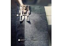 Clothing alteration service job SE77UA