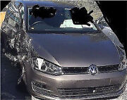 Wrecking Golf 7 auto for parts Landsdale Wanneroo Area Preview