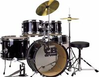 Kid's drums set