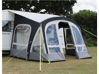 Fiesta Air Awning 350 - Inflatable Awning for Caravan or motor home ONLY £350 retail price is £699