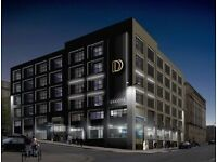 Maintenance Assistant (Electrical Experience) at Dakota Deluxe Glasgow (hotel)