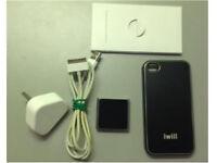 iPhone 4S 16 GB Black + iPod 8 GB Nano touch
