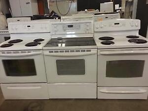 **OVERSTOCKED COIL TOP RANGES!!! MUST SELL!! -FULL 1 YEAR WARRANTY!!!- USED HOME APPLIANCE WAREHOUSE