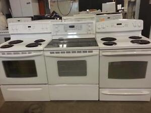 USED HOME APPLIANCES ON SALE!! FULL 1 YEAR WARRANTY!!! 16665 111 AVE