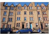 Part Furnished One Bed + Box Room Property on Temple Park Crescent - Polwarth - Avail 25th Oct 2016
