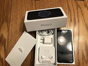 iPhone 6 -16GB-Excellent condition with Apple new accessories.