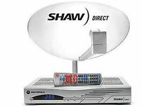 Shaw Brand New Dish and Installation Call 647-995-6326 Gagik