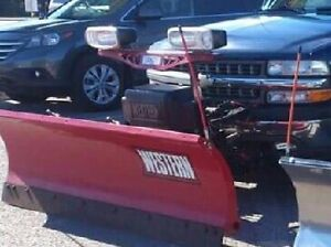 REDUCED!! Western plow   Must sell!!!!