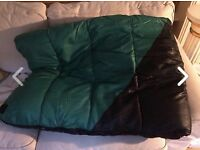 sleeping bag duvet blanket
