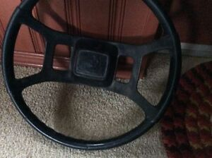 steering wheel for garden or lawn tractor