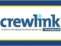 Ryanair Cabin Crew Recruitment Open Days - UK - July 2016