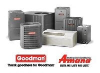 HIGH EFFICIENCY Furnaces & Air Conditioners - $2100 REBATES