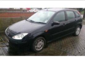 Ford Focus 2002 diesel £475 CHEAP!!!!!