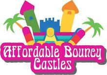 AFFORDABLE BOUNCY CASTLES Canning Vale Canning Area Preview