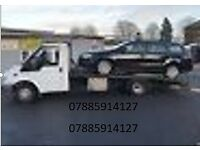 Car Recovery Service and breakdown service