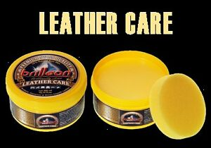 Protecting, Conserving & Shining Smooth Leather
