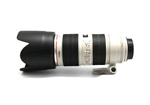 Canon EF 70–200mm 2.8 IS lens