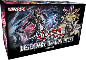 Yugioh Legendary Dragon Decks