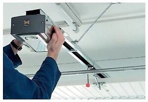 Garage door and opener installation  Cambridge Kitchener Area image 1