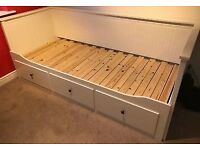 IKEA HEMNES DAY BED - GOOD USED CONDITION