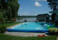 2 bedroom waterfront furnished home/cottage