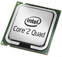 Intel Core2 Quad Q 8500  CPU   Socket 775