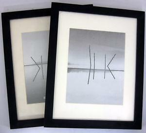 Black Picture Frame Lots