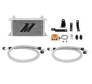 Mishimoto 00-09 Honda S2000 Thermostatic Oil Cooler Kit Silver
